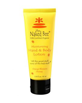 The Naked Bee Orange Blossom Moisturizing Hand and Body Lotion (Small)