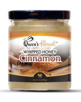 Cinnamon Whipped Honey