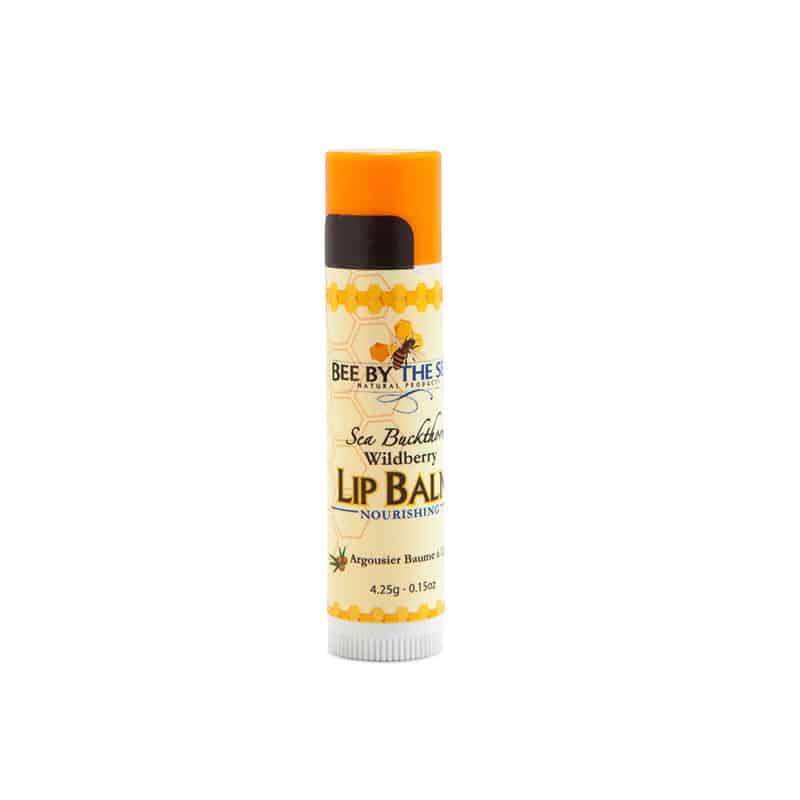 Bee By The Sea Lip Balm Wildberry
