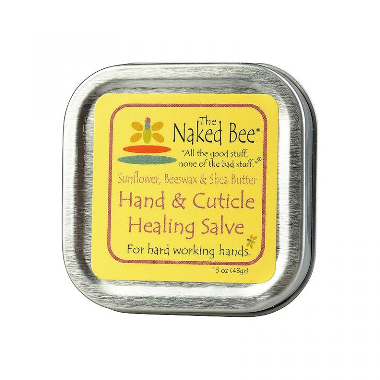 The Naked Bee Hand Salve