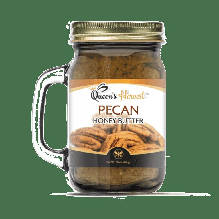 fresh pecan honey butter
