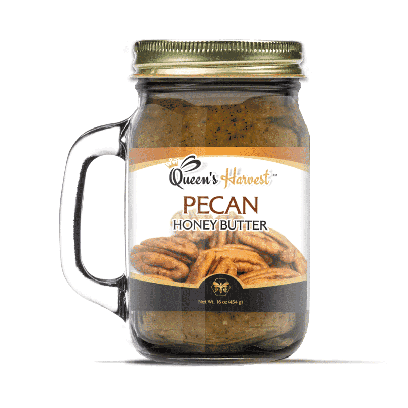 fresh pecan honey butter