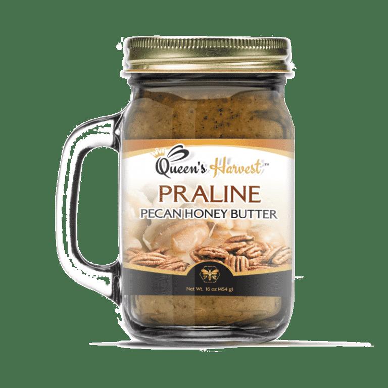 Praline Pecan Honey Butter
