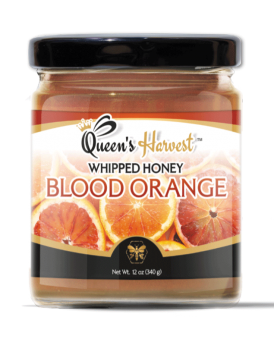 Gourmet Blood Orange Whipped Honey