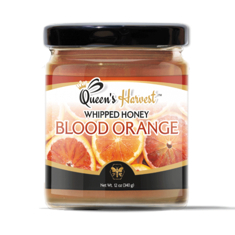 Gourmet Kosher Blood Orange Whipped Honey