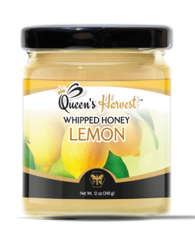 Kosher Lemon Whipped Honey