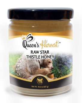 Raw honey - nature's sweetest moisturizer