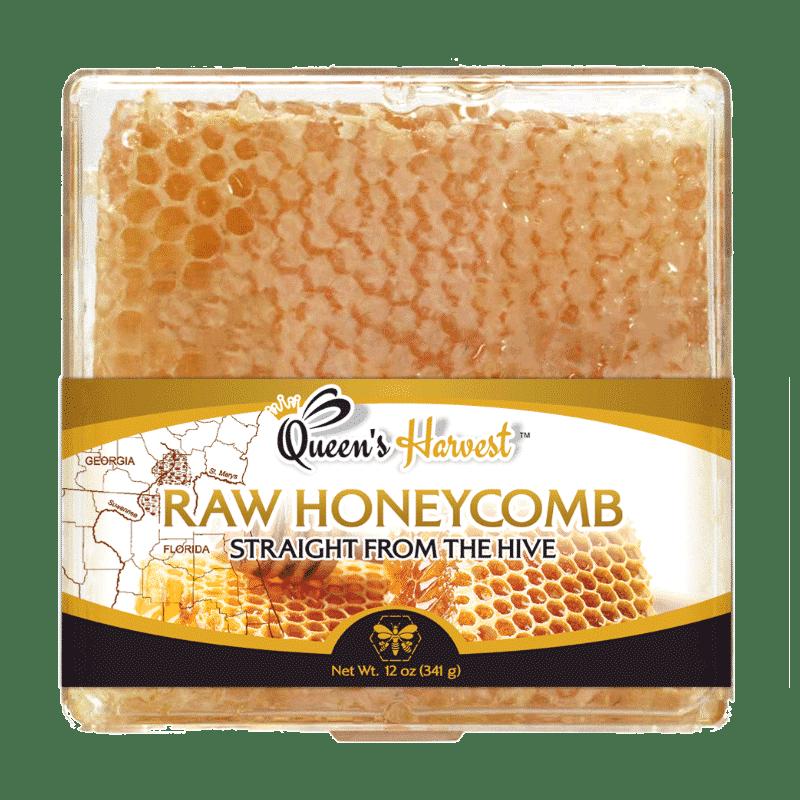 Raw Southern Georgia Honey Comb