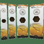 Gourmet Raw Honey Straws