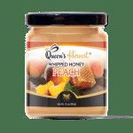 Kosher Peach Whipped Honey