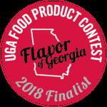 2018 Flavor of Georgia Finalist Award