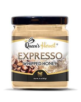 Expresso Whipped Clover Honey