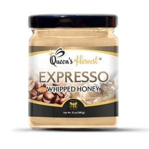 Columbian Expresso Coffee and Whipped Clover Honey