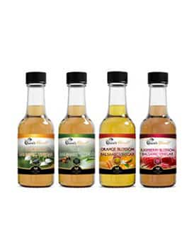 Honey Balsamic Vinegar Four Pack