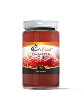 Northwestern USA Large Raw Raspberry Blossom Honey