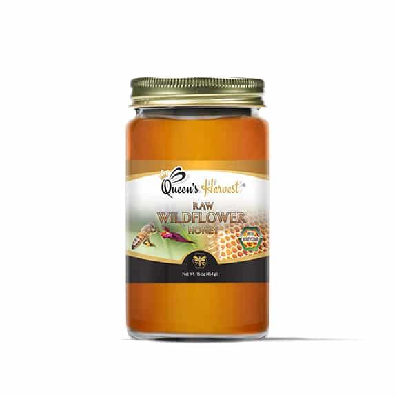 Wildflower Raw Honey